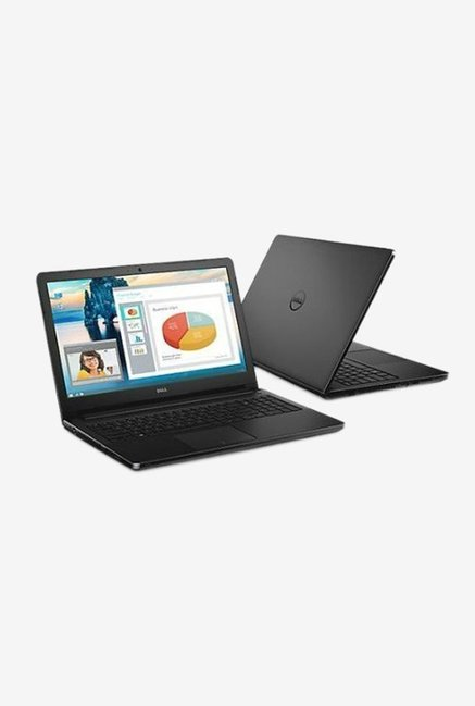 Dell Vostro 3568 (7th Gen i5/4GB/1TB/39.62cm(15.6)/DOS) Black