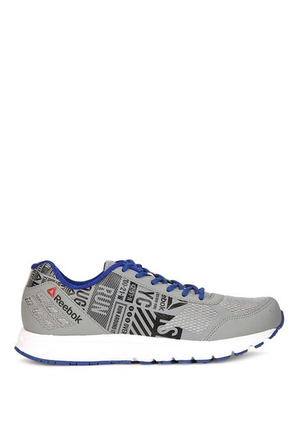 lovely design select for original official site Buy Reebok Run Voyager Grey Running Shoes for Men at Best ...