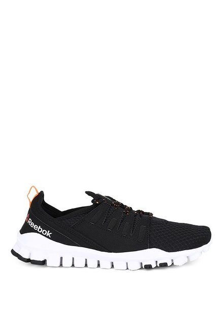 Buy Reebok Identity Flex Black Running Shoes for Men at Best Price ... 864181ce8