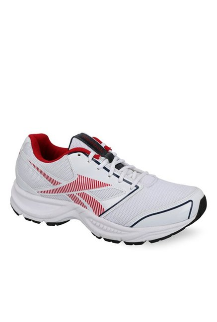 1f19dfe74f0a Buy Reebok City Runner LP White   Red Running Shoes for Men at Best Price    Tata CLiQ