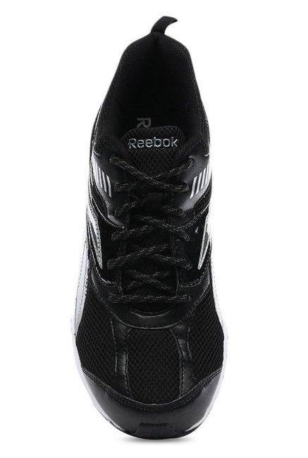 a6dc9b62638c6 Buy Reebok Active Sport 2 LP Black   Grey Running Shoes for Men at ...
