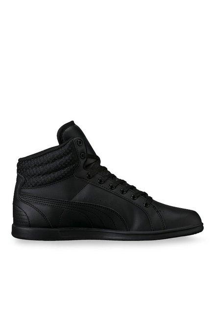 Buy Puma Ikaz Mid V2 Black Ankle High