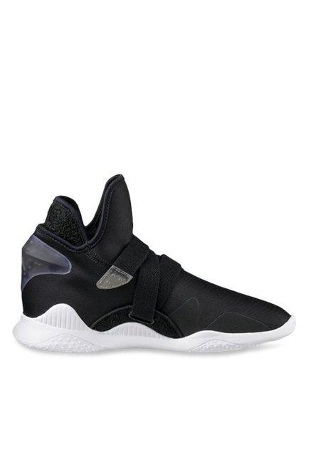 49ad75a044dcd0 Buy Puma Mostro Sirsa FO Black Sneakers for Women at Best Price   Tata CLiQ