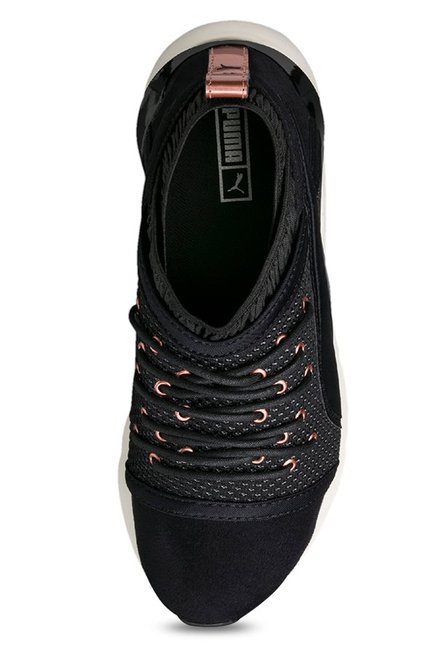 1f8299ff77a5 Buy Puma Pearl VR Black Training Shoes for Women at Best Price ...