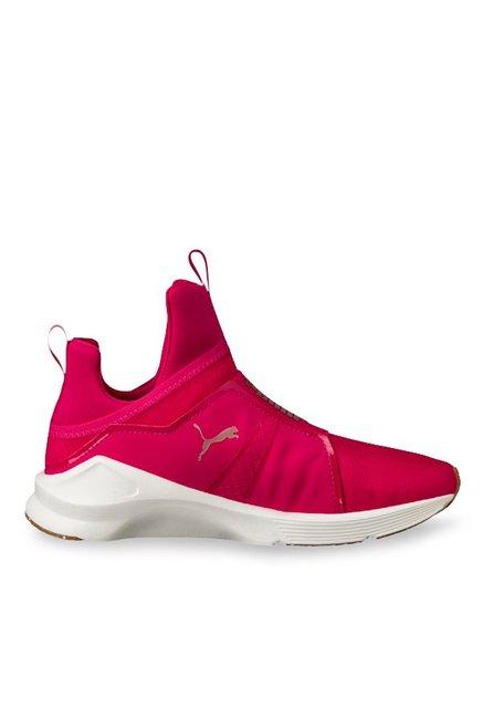 Buy Puma Fierce VR Love Potion Training Shoes for Women at Best Price    Tata CLiQ f897e6dd5
