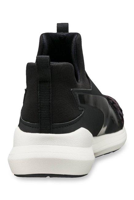 08addd0e5de2 Buy Puma Rebel Mids VR Black Training Shoes for Women at Best Price ...