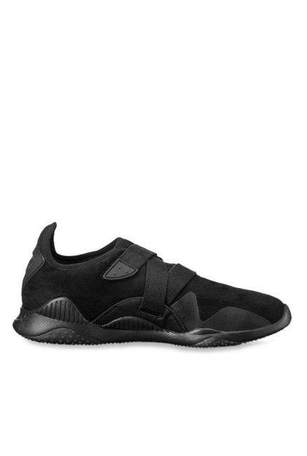 4ce14c65d7ef Buy Puma Mostro Hypernature Black Sneakers for Men at Best Price   Tata CLiQ
