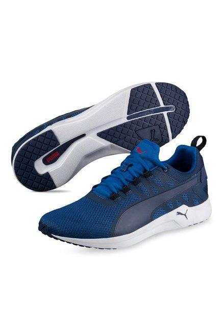 ce208109c44 Buy Puma Pulse XT 2 Core Lapis Blue Training Shoes for Men at Best ...