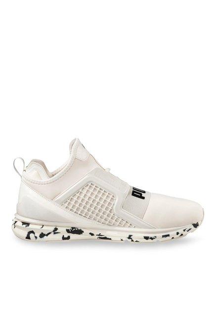 official photos 4df53 0c38e Buy Puma Ignite Limitless Swirl Whisper White Training Shoes ...