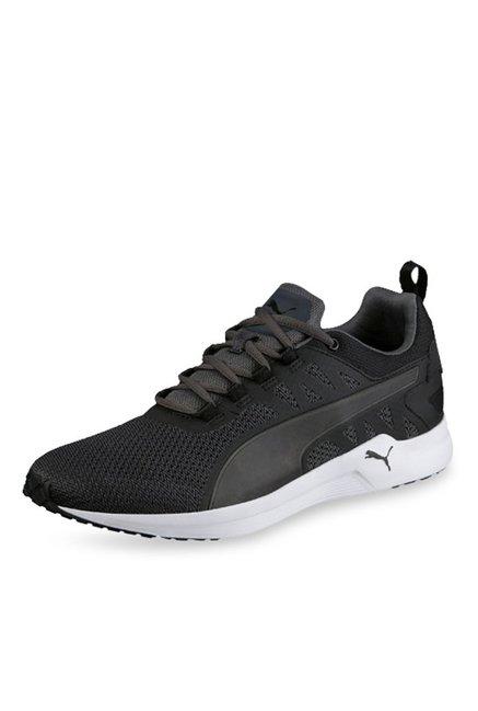 Buy Puma Pulse XT 2 Core Black   Asphalt Grey Training Shoes for Men ... b262bef5d