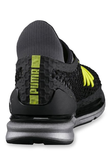 reputable site 411e7 216dd Buy Puma Ignite Limitless Netfit NC Black & Green Training ...