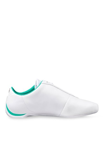 5255d4c4341 Buy Puma Mercedes MAMGP Future Cat White   Green Sneakers for ...