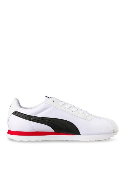 Buy Puma Turin NL White   Black Sneakers for Men at Best Price   Tata CLiQ 932f0efbc