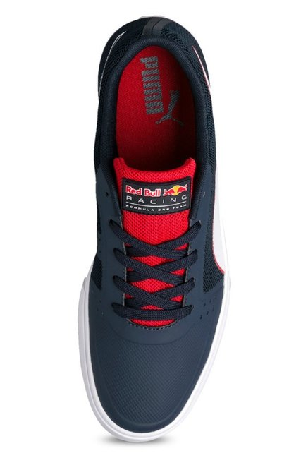 Mentalmente aves de corral Terrible  Puma Men's Red Bull RBR Wings Vulc Total Eclipse & Red Sneakers from Puma  at best prices on Tata CLiQ