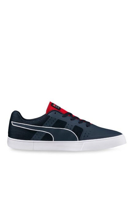 finest selection a0396 6edcd Buy Puma Red Bull RBR Wings Vulc Total Eclipse & Red ...