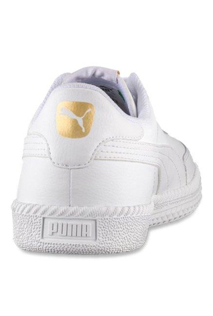 Buy Puma Astro Cup L White Sneakers for Men at Best Price   Tata CLiQ 8520c6bf6