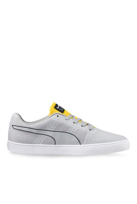 Caballo limpiar lila  Puma Men's Red Bull RBR Wings Vulc High Rise & Yellow Sneakers from Puma at  best prices on Tata CLiQ