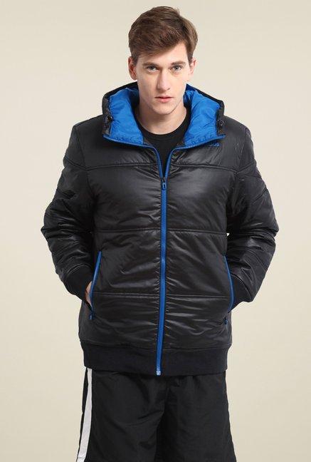 Comprar Tata Adidas Black Regular Fit Fit Jacket para Hombres Online Online @ Tata CLiQ 669b6d3 - rspr.host