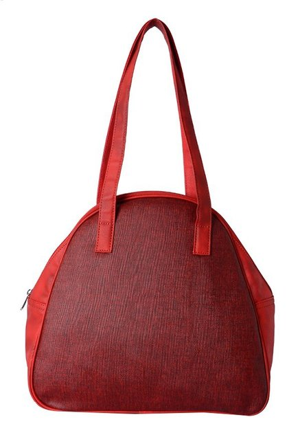 Baggit LXE3 Trudel Y G E Utsav Red Solid Shoulder Bag