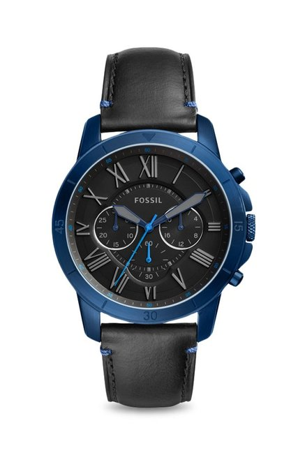 Fossil FS5342 Grant Analog Watch for Men