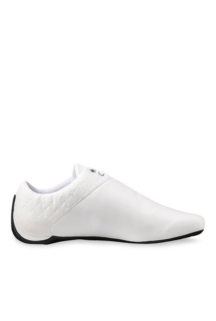 72a6947a4d6 Buy Puma Future Cat ReEng Quilted White Sneakers for Men at Best Price    Tata CLiQ