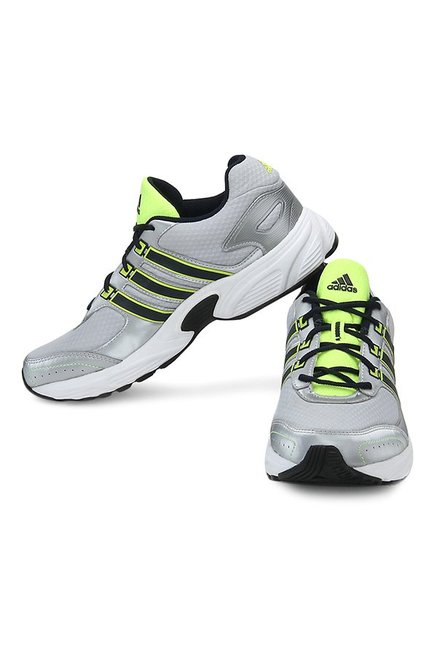 3ef1395b6f10d1 Buy Adidas Vanquish 1 Light Grey Running Shoes for Men at Best Price ...