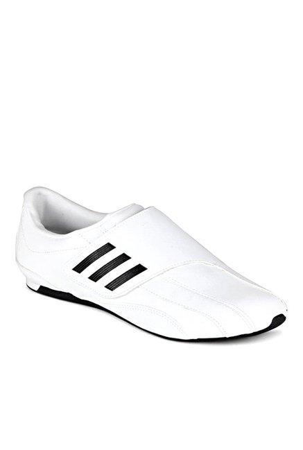dda1470ceab Buy Adidas Alcor White   Black Slip-Ons for Men at Best Price   Tata ...