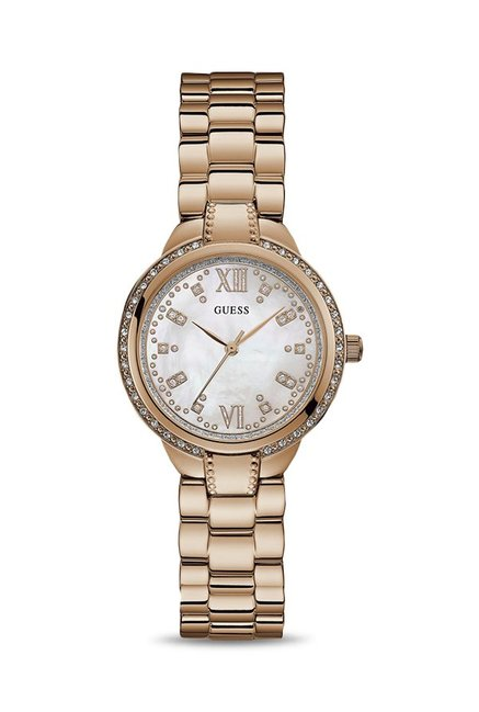 Guess W1016L3 Mademoiselle Analog Watch for Women