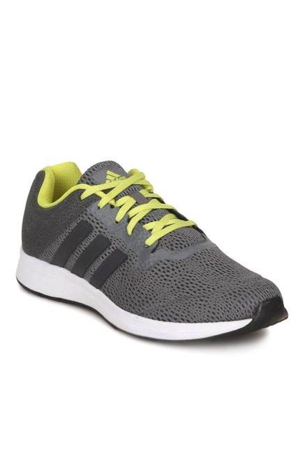 b10ef6eeefa Buy Adidas Erdiga Grey Running Shoes for Men at Best Price   Tata ...