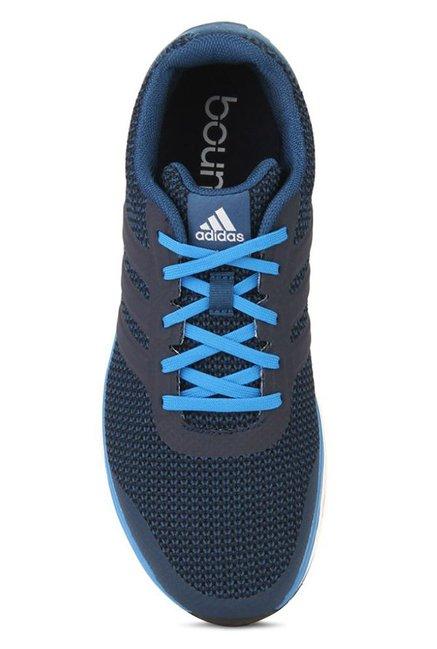 official photos 91422 8bb36 Adidas Lightstar Bounce Navy Running Shoes
