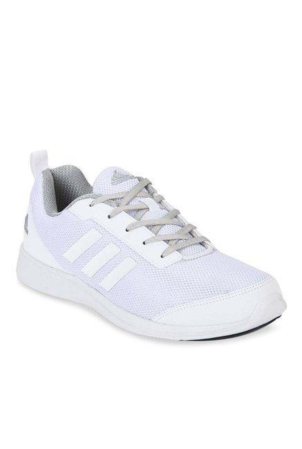 Buy Adidas Yking 1 White Running Shoes
