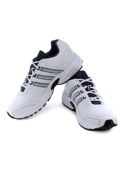2a88d3415b3fe0 Buy Adidas Vanquish 1 White Running Shoes for Men at Best Price ...