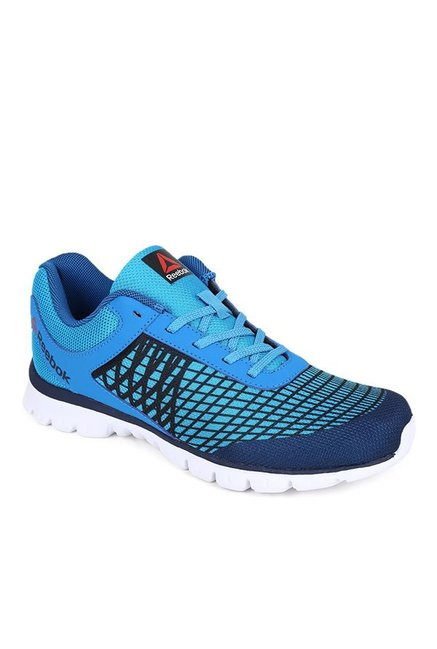 954f41ce6657 Buy Reebok Run Escape Blue Running Shoes for Women at Best Price   Tata CLiQ