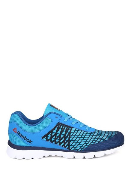 511c29ef1 Buy Reebok Run Escape Blue Running Shoes for Women at Best Price ...