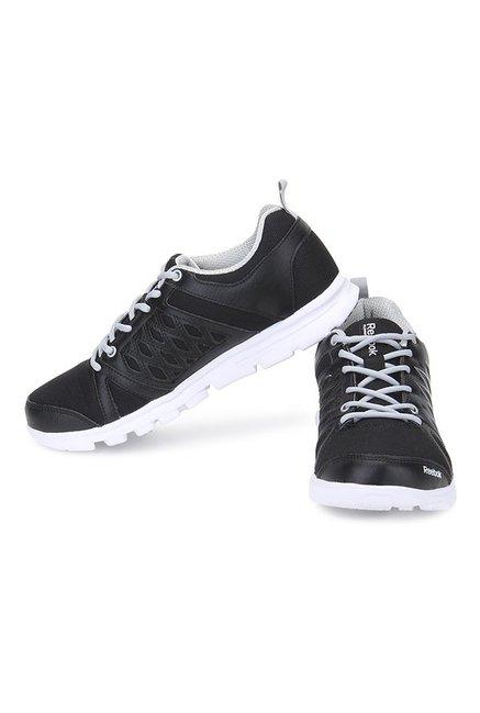 Buy Reebok Pulse Run LP Black Running Shoes for Men at Best Price ... 8b7779218