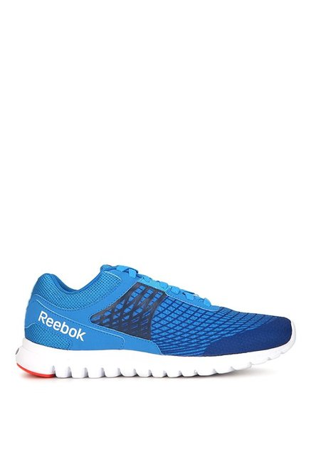 Reebok Sublite Escape 3 Sky Blue & Navy Running Shoes