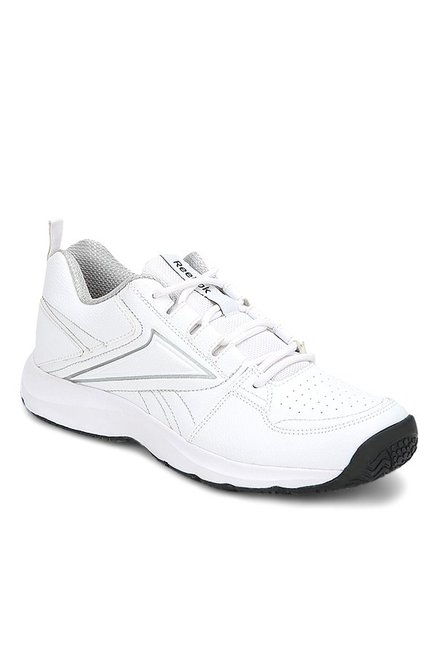 cbe480df46dd07 Buy Reebok All Day Walk Up White Running Shoes for Men at Best Price   Tata  CLiQ