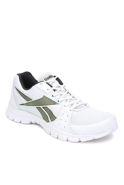 a708972c9a8 Buy Reebok Superrun White Running Shoes for Men at Best Price ...