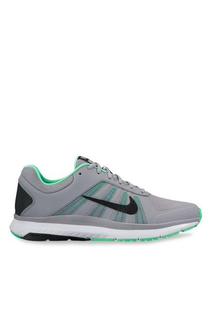 sports shoes f14b8 674dd Nike Dart 12 MSL Grey   Black Running Shoes