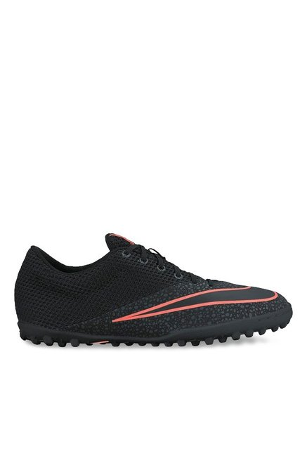 c88b55738118 Buy Nike Mercurialx Pro TF Black Football Shoes for Men at Best Price @  Tata CLiQ