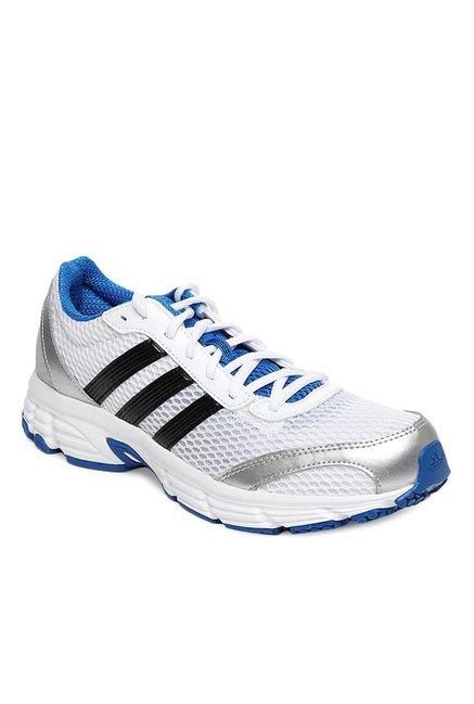Buy Adidas Vanquish 6 White \u0026 Blue