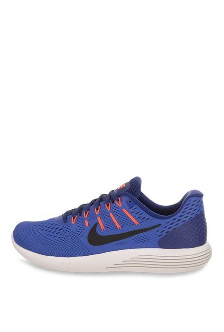 0d1362597e548 Buy Nike Lunarglide 8 Blue Running Shoes for Men at Best Price ...