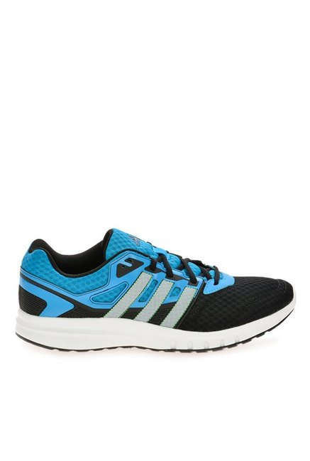 Buy Adidas Galaxy 2 Blue   Black Running Shoes for Men at Best ... fb030f246