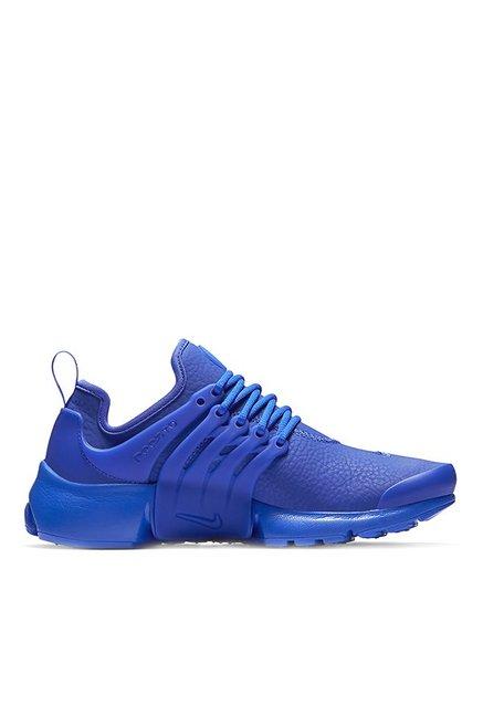 c6493b352228 Buy Nike Air Presto Prm Blue Running Shoes for Women at Best Price   Tata  CLiQ
