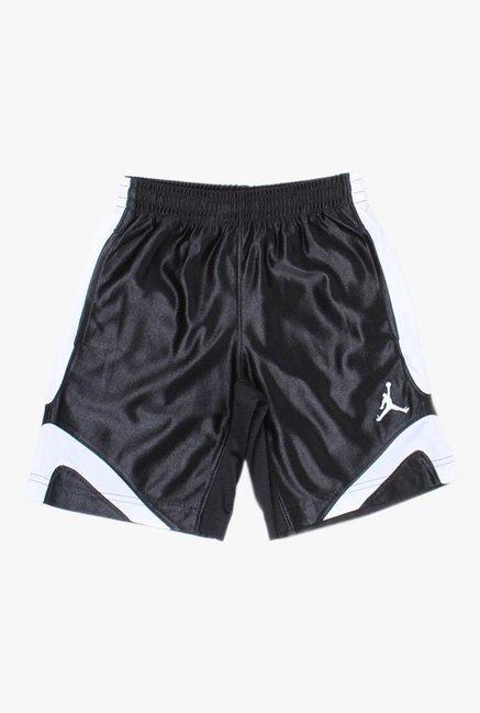 4b606a5543772d Buy Jordan Black Solid Shorts for Boys Clothing Online   Tata CLiQ