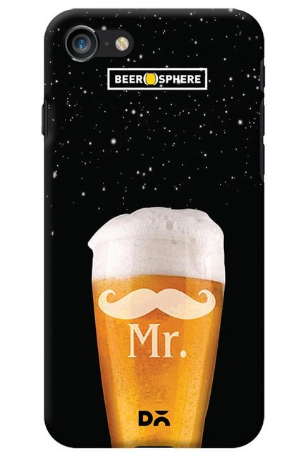 DailyObjects Mr. Beer Galaxy Case for iPhone 8