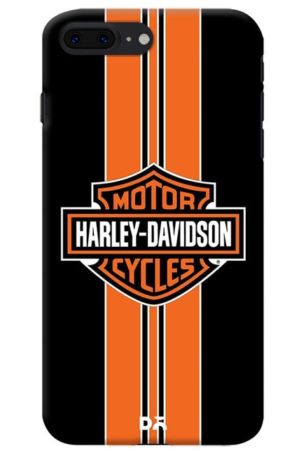 0e78fe23e9 Buy DailyObjects Harley Davidson Go Faster Case for iPhone 8 Plus Online At  Best Price @ Tata CLiQ