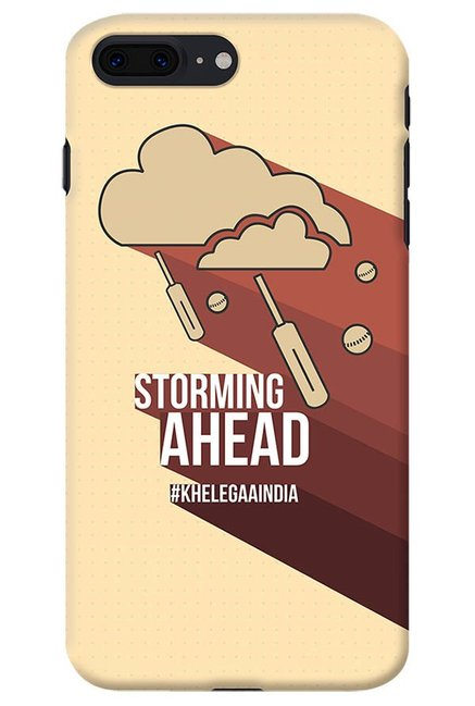 DailyObjects Khelegaaindia Storming Ahead Case for iPhone 8 Plus