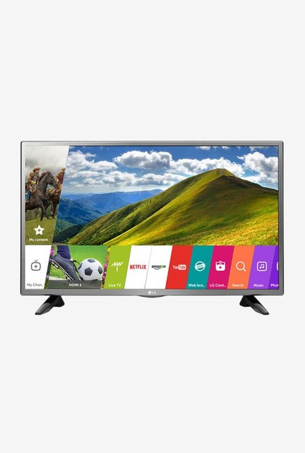 LG 80 cm  32 Inches  HD Ready Smart LED TV 32LJ573D  Silver