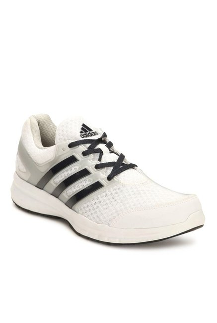 Adidas Solonyx 1 White   Black Running Shoes